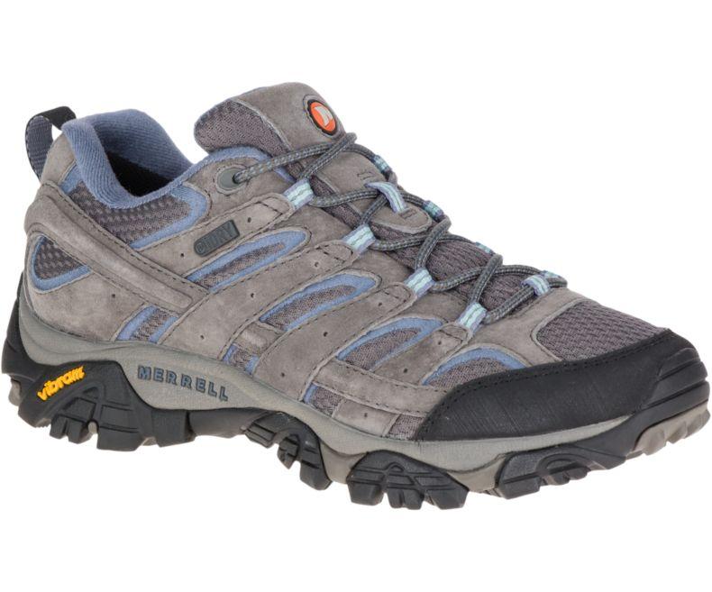 Women's Merrell Moab 2 Waterproof - Granite