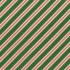 Mini Candy Cane Stripe