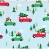 Holiday Shopping- Cars and Trees