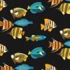 **Fishtopia CX8393-Blac-D
