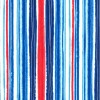 CABANA STRIPE BLUE AND RED