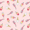 Michael Miller Ice Cream  strawberry