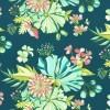 Abloom - Grace Teal