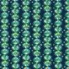 Abloom - Kaleidoscopic Teal