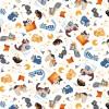 Feline Friends DC8639-W