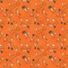 Hidden Foxes Orange DH8574-ORAN-D