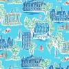Lola Dutch DH8589 Blue Lola Dutch Around Town