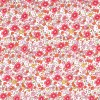 Meadow On Flannel Floral Flowers