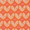 Knit Yardage - Big Love, Tangerine