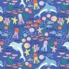 Save The Ocean On Minky