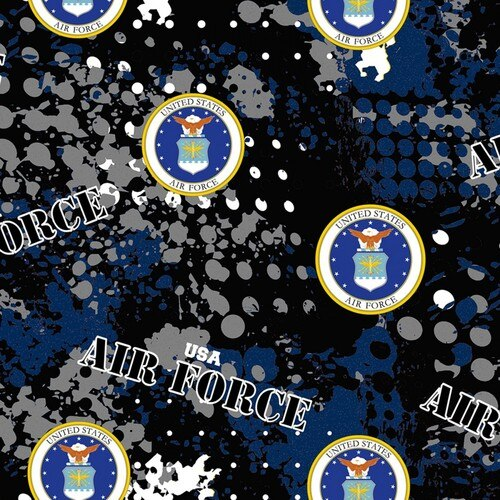 Military Air Force Abstract (F10677)