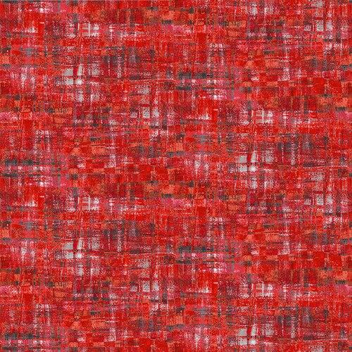 Brushstrokes Tonal Red FAB-120/19706