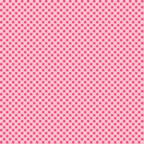 Cutie Tootie Small Dots Pink
