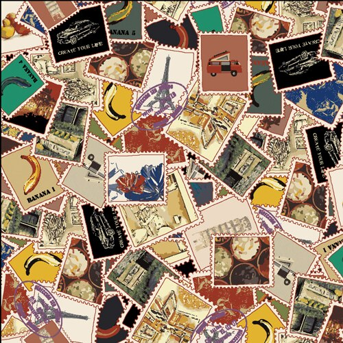 Dear Friends - Postage Stamps