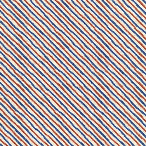Dear Friends - Diagonal Stripe