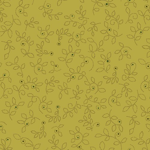 Sage & Sea Glass Leaf Sprays 1539/66