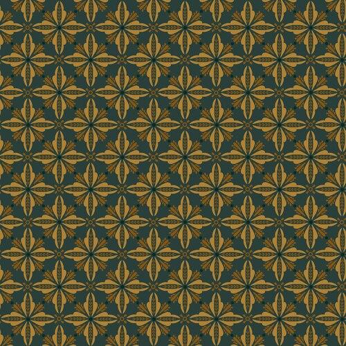 Sage & Sea Glass Wheat Blossom 1545/11