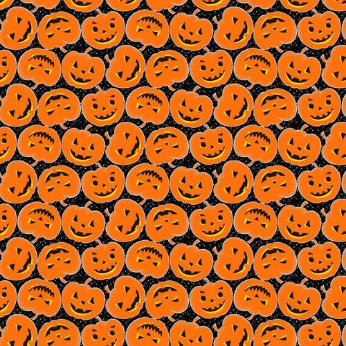 Hocus Pocus Tossed Pumpkins
