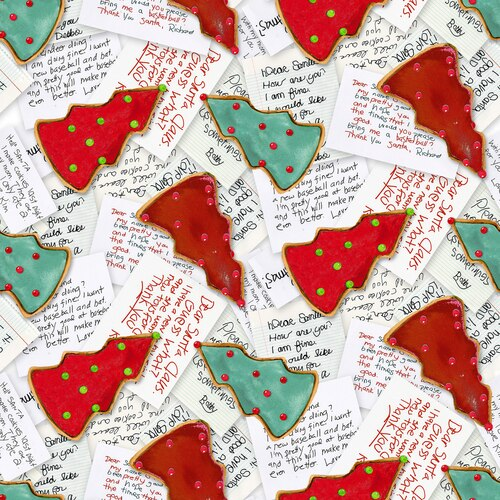 Jolly Old Soul - Santa Letters and Cookies