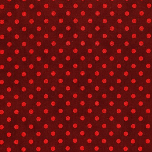 Shiny Objects - Holiday Twinkle Radiant Crimson Spot on