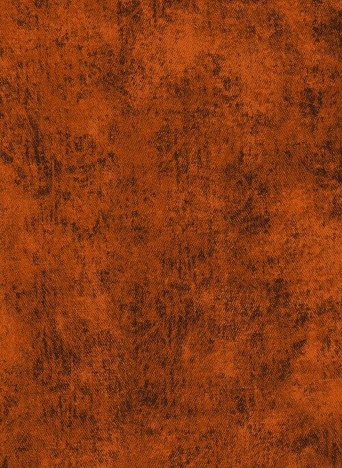 Jenny Beyer Denim Orange