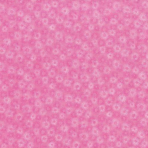 Hopscotch Deconstructed Dandelions - Ballet Slipper Fabric -3219-005