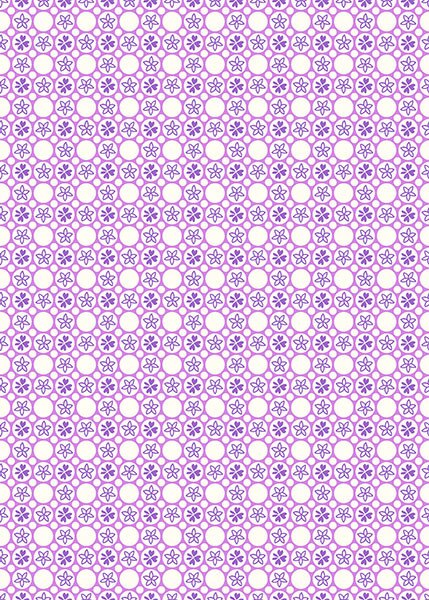 Everything But The Kitchen Sink XIV - Dotty Lilac 3599-3