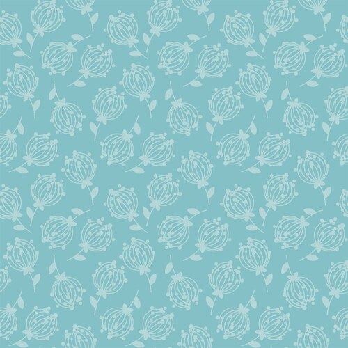Forest Friends 4357-11 Robin Egg Blue