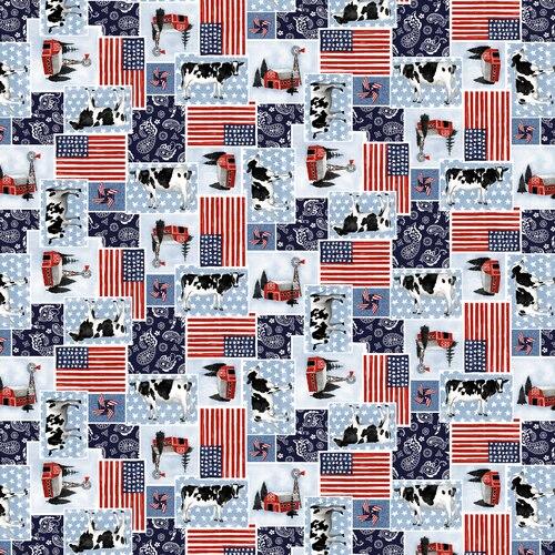 Heritage USA Patriotic