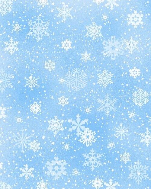 Landscape Medley 532-Snow