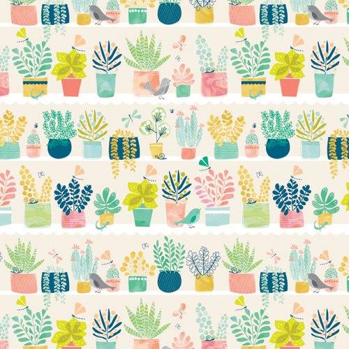 Window Garden 61170902J White Window Sill