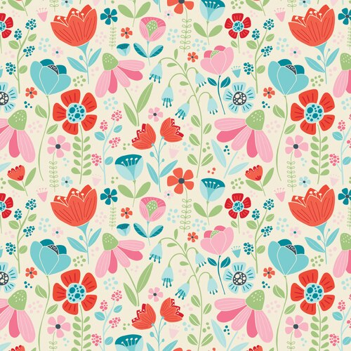 Enchanted Forest Enchanted Blooms Cream
