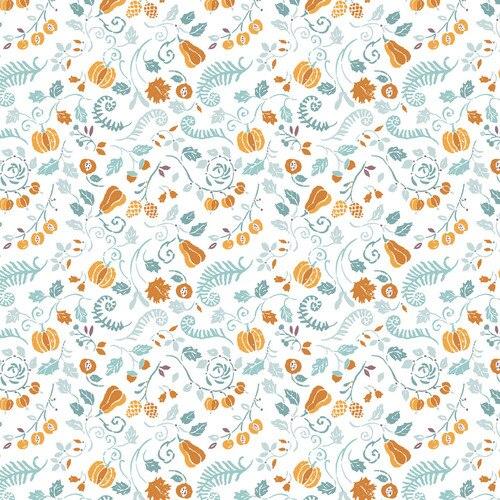 Camelot Autumn Impressions Blue Harvest 66180201/01