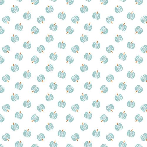 Camelot Autumn Impressions Blue Mini Pumpkins 66180203/01