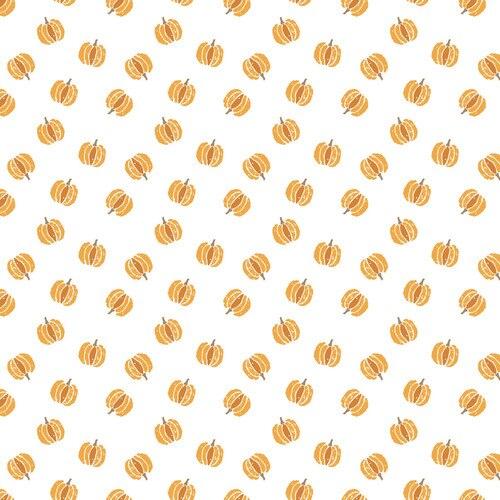 Camelot Autumn Impressions Orange Mini Pumpkins 66180203/03