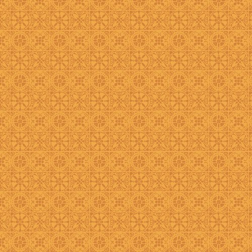 Camelot Autumn Impressions Orange Tile 66180205/04