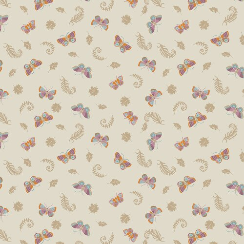Camelot Autumn Impressions Beige Butterfly 66180206/02