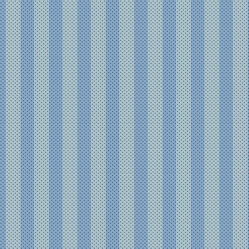 Bonnie Lane Stripe Blue