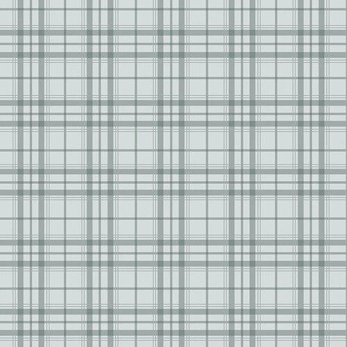 Home Grown Plaid Gray