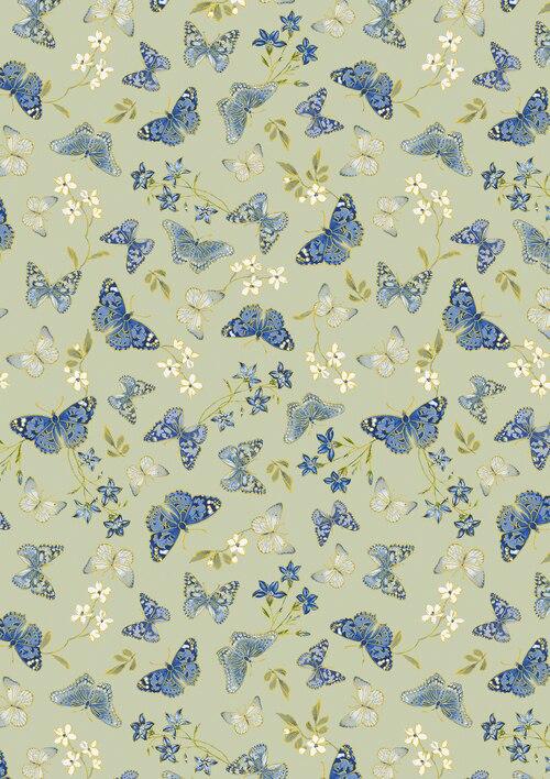 Kanvas Studio - Blue Symphony - Butterfly Sage - 7790M - 04