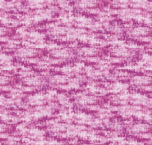 Blooming Beauty 17819-26 Packed Circles Pine/Lilac