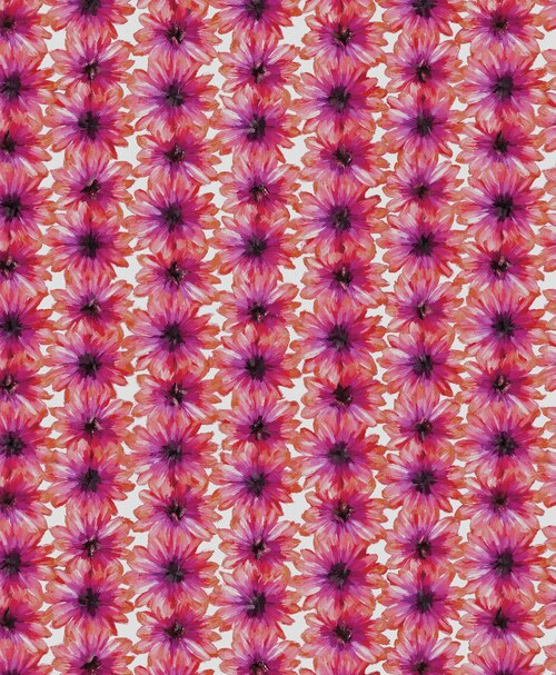 Blooming Beauty 17821-28 Floral Coral/Pink