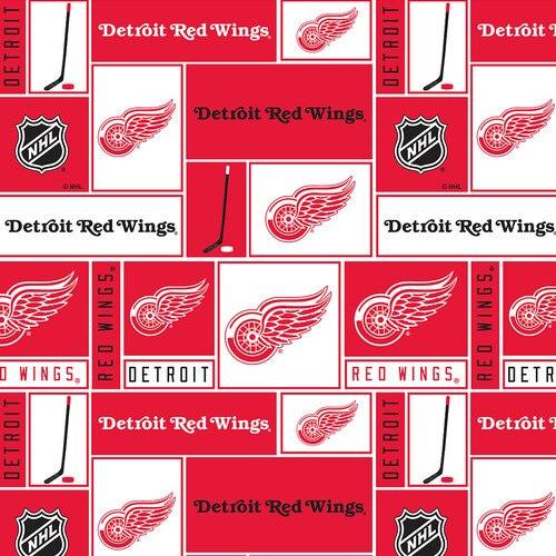 NHL-Detroit Red Wings
