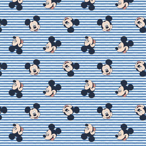 Mickey Mouse - Stripes