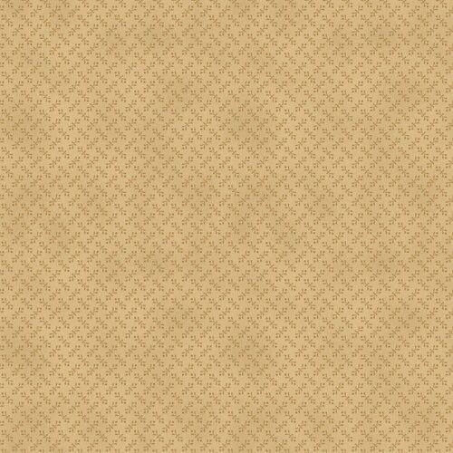 Linen Closet Foulard Design on Tan