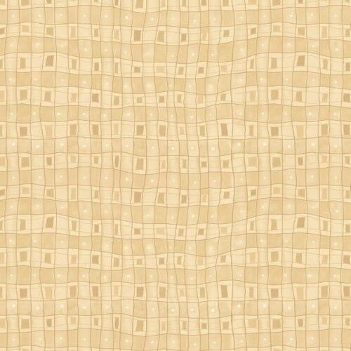 Linen Closet Tan Small Grid