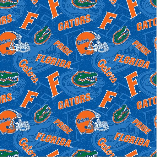 Florida Gators Tone on Tone Cotton