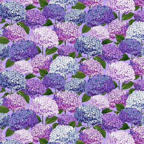 Hydrangea - Periwinkle - Dragonfly Garden