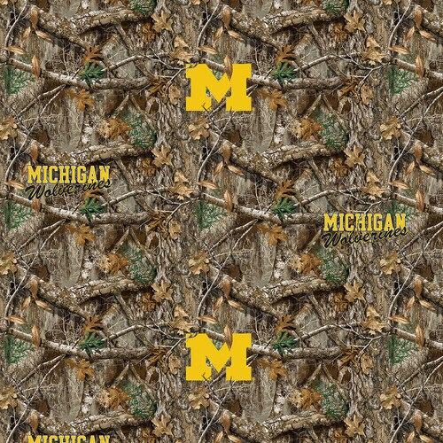 Michigan Wolverines Realtree MCHG 1163