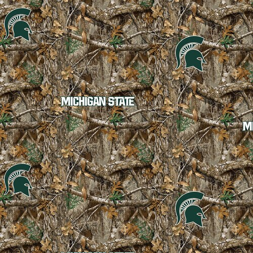 Michigan State Realtree MIST 1163